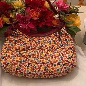 Brighton purse, multi color